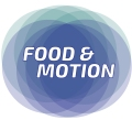 Food & Motion logo design