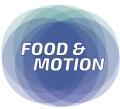 Food & Motion logo design
